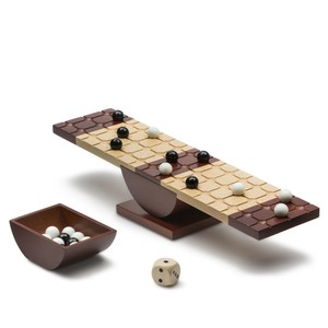 Rock Me Archimedes Marble Balancing Game