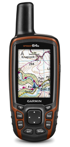 Garmin GPSMAP 64s Rugged Handheld GPS