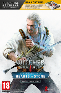 Witcher 3 Hearts Of Stone Expansion Pack +2 Gwent Card Decks Pc