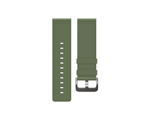 Fitbit Blaze Nylon Band Olive Large