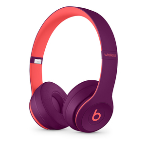 Beats Solo3 Pop Magenta Wireless On-Ear Headphones
