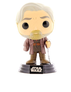 Funko Pop Star Wars Episode 8 Luke Skywalker Vinyl Figure