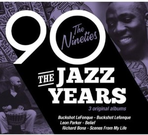JAZZ YEARS THE NINETIES