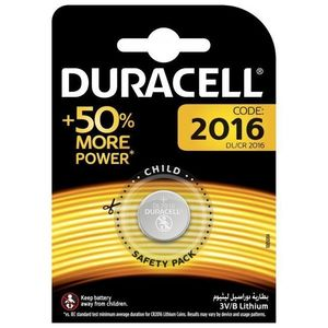 Duracell 3V Single-Use Lithium Battery