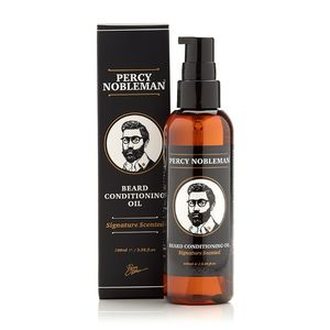 Percy Nobleman Beard Conditioning Signature Oil 100 ml
