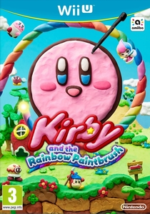 Kirby & Rainbow Paintbrush Wii U