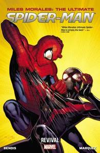Miles Morales Ultimate Spider-Man V1 Revival Tpb