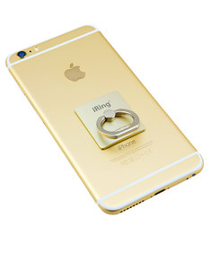 iRing Masstige Matte Gold Stand iPhone