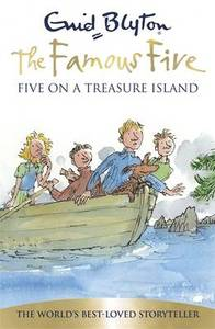 Famous Five 01 Five On A Treasure Island