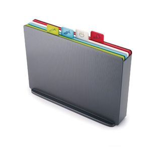 Joseph Joseph Index Chopping Board Large Graphite [Set of 4]