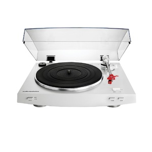 Audio Technica AT-L3 White Turntable
