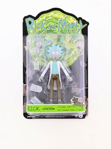 Funko Rick & Morty Rick 5 Inch Action Figure