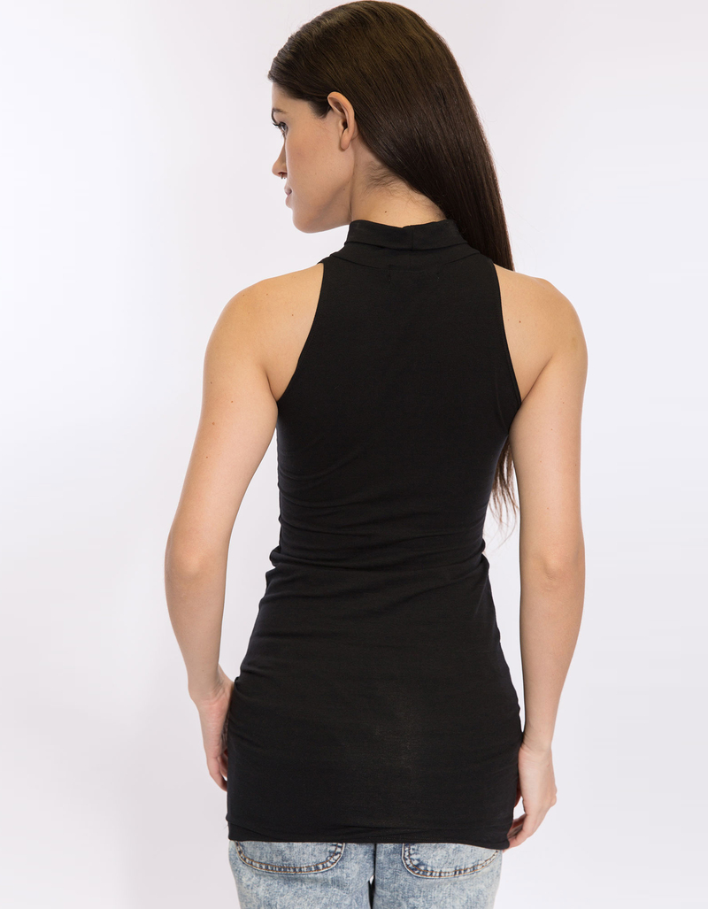 Off Dutee Vogue Never Disappoints Bodycon Dress Women'Sacid Blk S/M