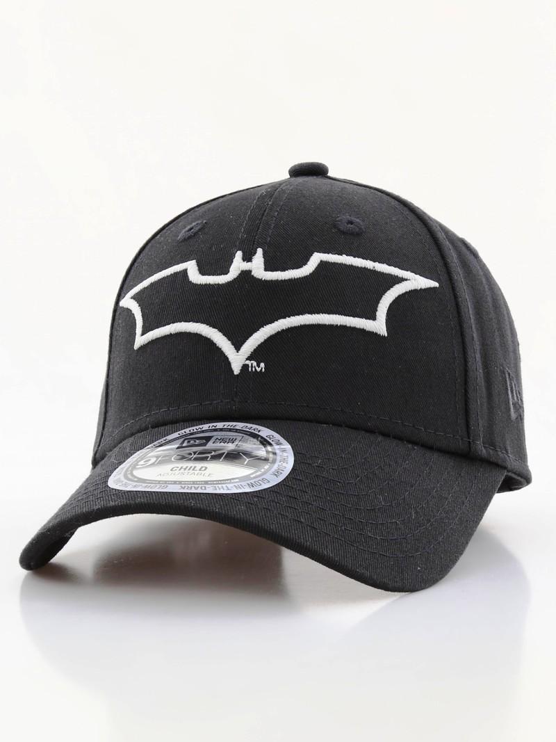 New Era Gitd Batman Kids Cap Black  983fb15a303