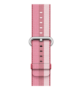Apple Watch Berry Woven Nylon 42mm
