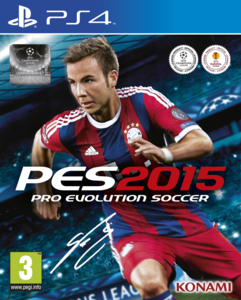 PES 2015: Pro Evolution Soccer [Pre-owned]