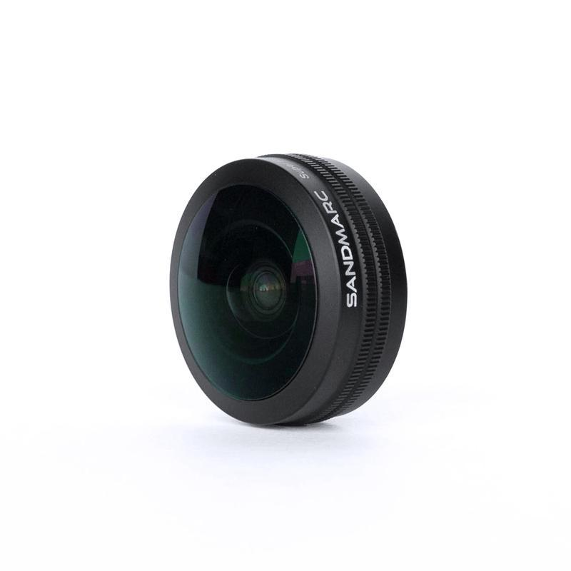 Sandmarc Fisheye Lens Edition for iPhone X