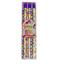 International Arrivals Sweet Things Pencils [Set Of 12]