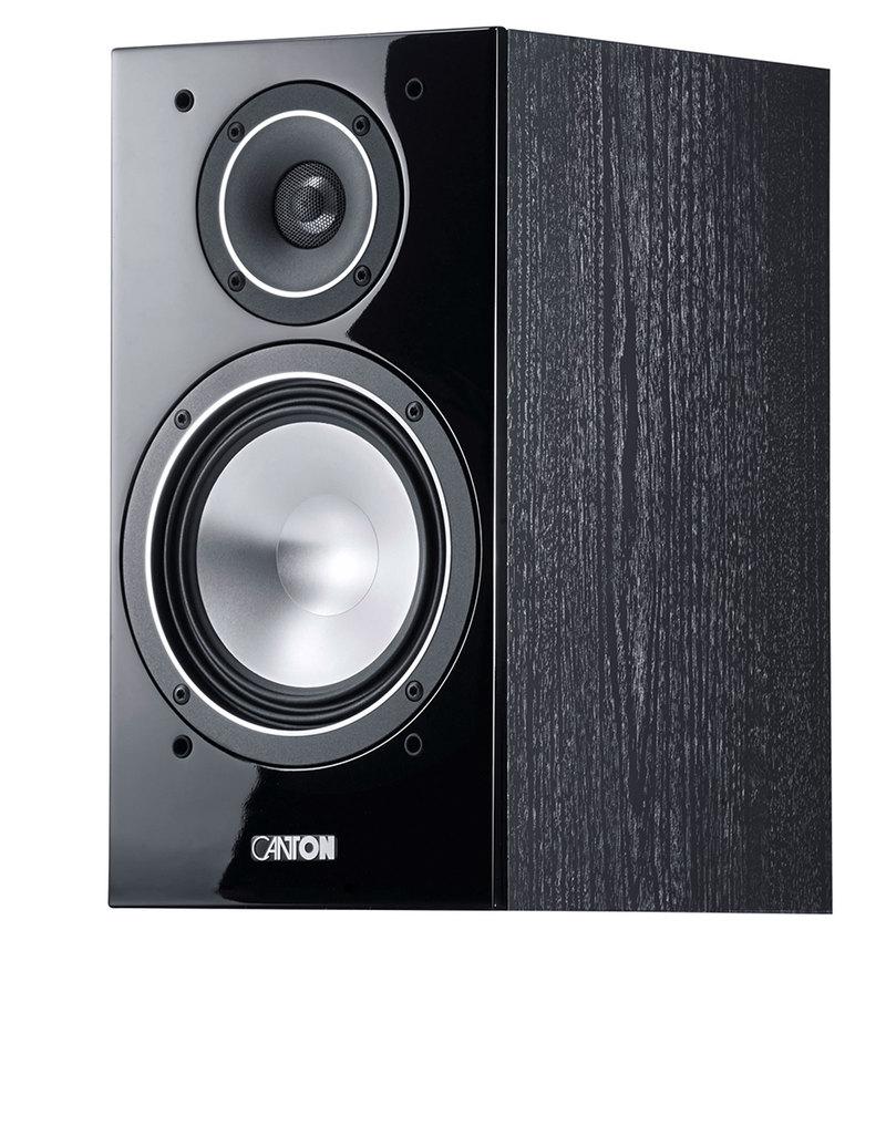 canton chrono 513 black decor speaker pair speakers docks headphones audio. Black Bedroom Furniture Sets. Home Design Ideas