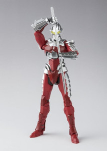 Bandai Tamashii Ultraman Suit Ver7 The Animation Action Figure