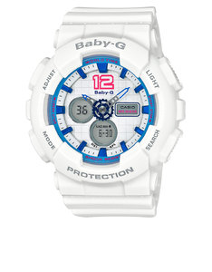 Casio BA-120-7B Baby-G Analog-Digital Watch