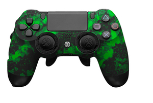 Scuf Infinity 4PS Camo Green Controller For PS4