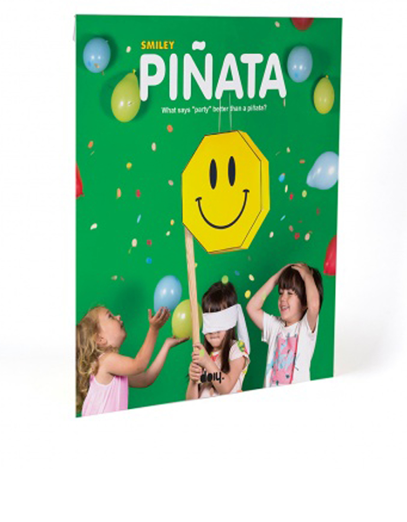 DOIY Pinata Smiley