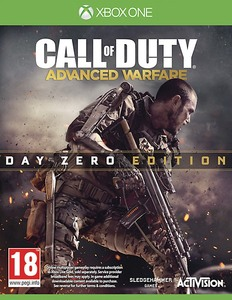 Call Of Duty Advanced Warfare D0 Ed Xbox One