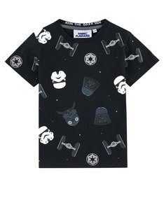 Star Wars Empire Repeat Print T-Shirt
