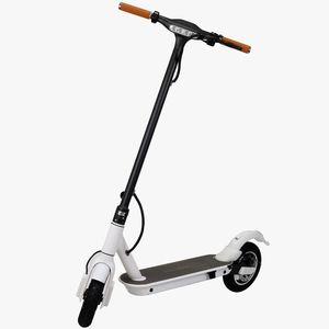 IQ IQ-007 White Electric Scooter