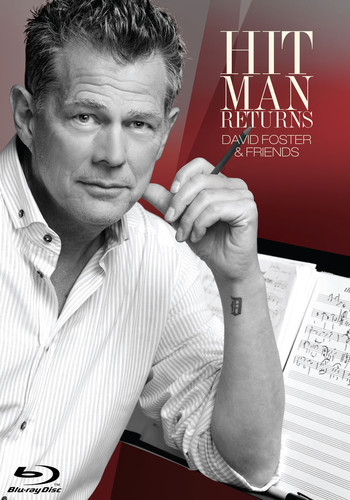 HIT MAN RETURNS: DAVID FOSTER & FRIENDS (WBR)