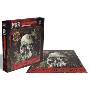 Slayer South Of Heaven Jigsaw Puzzle [500 Pieces]