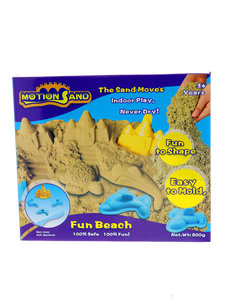Fanssi 3D Sand Box Fun Beach