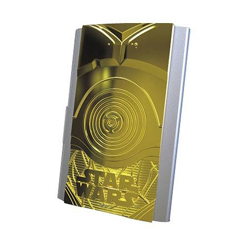 Kotobukiya Star Wars C-3PO Card Holder