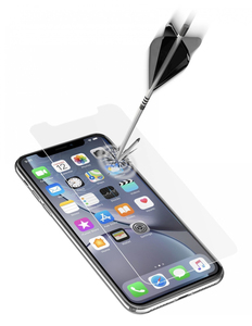 CELLULARLINE ANTISHOCK TEMPERED GLASS FOR IPHONE XR