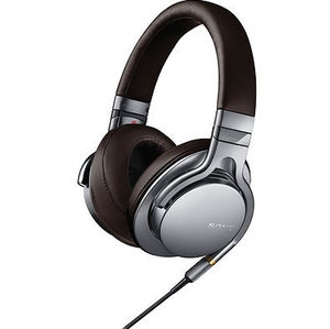 Sony MDR-1A High Resolution Silver Headphones
