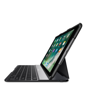 Belkin Qode Ultimate Lite Keyboard Case Black for iPad 9.7-Inch