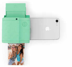 Prynt Pocket Instant Photo Printer Mint for iPhone