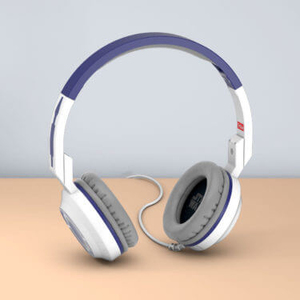 Tribe Star Wars R2D2 On-Ear Headphones