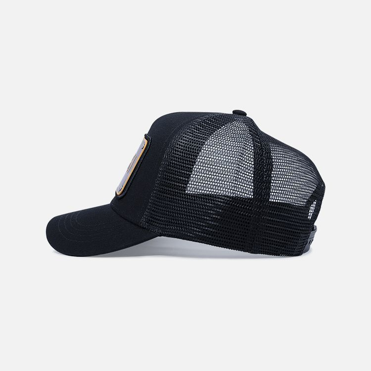 John Hatter & Co The Queen Unisex Cap Black