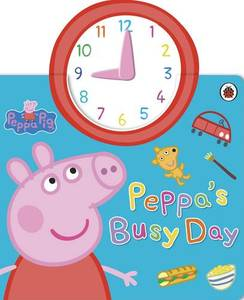 Peppa Pig Peppa's Busy Day Board Book