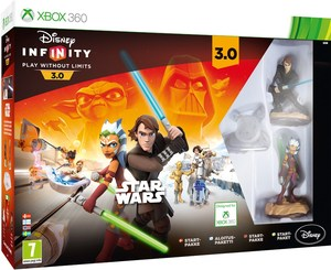 Disney Infinity 3 Star Wars Starter Pack Xbox 360