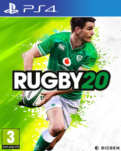 Rugby 20 [Pre-owned]