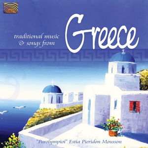 TRADITIONAL MUISC & SONGS FROM GREECE