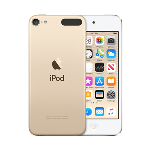 iPod touch 128GB Gold [7th-Gen]