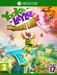 Yooka-Laylee And The Impossible Lair [Pre-owned]