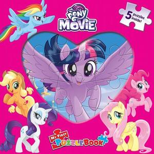My Little Pony The Movie My First Puzzle Book
