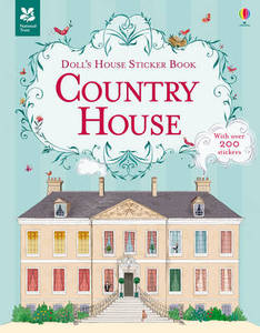 Country House Sticker Book