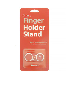 Keeep Smart Red Mobile Phone Stand & Holder