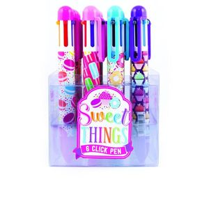 International Arrivals 6 Click Ink Pen Sweet Things